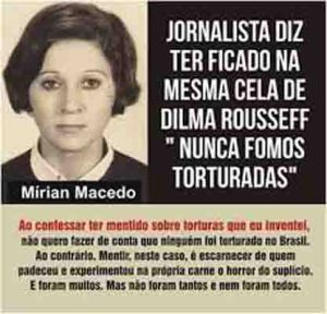 DilmaNFTORTURADA